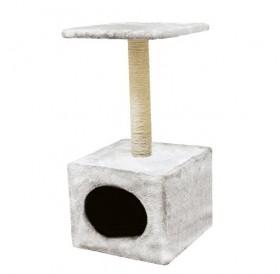 Croci Cat Scraper Hamburg /драскалка с катерушка и къща/-30х30х60см