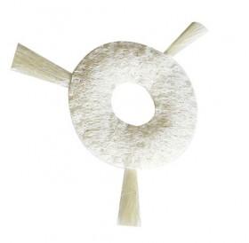 Croci Naturally Ring Shaped Cake Loofah  /играчка за котка пръстен/-8.5см