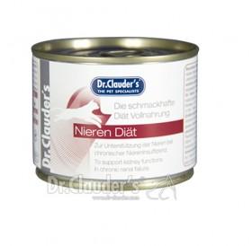 Dr.Clauder's Super Premium Cat Kidney Diet /храна за израснали котки при лечение и профилактика на хронична бъбречна недостатъчност/-200гр
