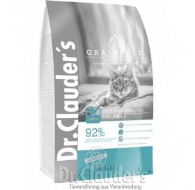 Dr.Clauder's High Premium Adult Grainfree /Храна За Израснали Котки Чувствителни Към Въглехидрати/-400гр