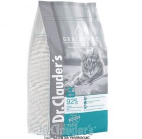 Dr.Clauder's High Premium Adult Grainfree /храна за израснали котки чувствителни към въглехидрати/-0,4кг