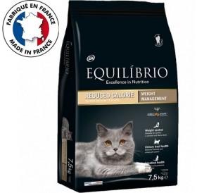 Equilíbrio Adult Cats Reduced Calorie Weight Management /храна за израснали котки предразположени към наднормено тегло/-7,5кг