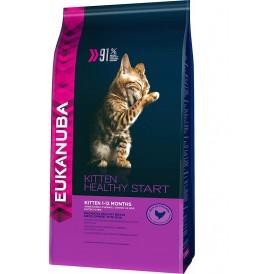Eukanuba Kitten /Храна За Подрастващи Котенца И За Бременни Кърмещи Котки/-4кг