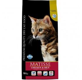 Matisse Chicken&Rice /храна за израснали котки с пилешко месо и ориз/-20кг