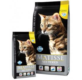 Matisse Neutered /храна за израснали кастрирани котки/-400гр