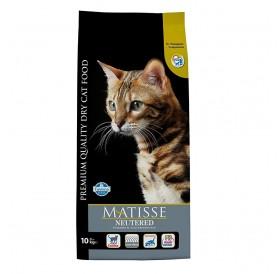 Matisse Neutered /храна за израснали кастрирани котки/-20кг