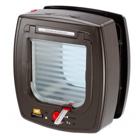 Ferplast Swing Microchip /вратичка за вграждане със система за разпознаване на микрочип/-22,5x16,2x25,2см
