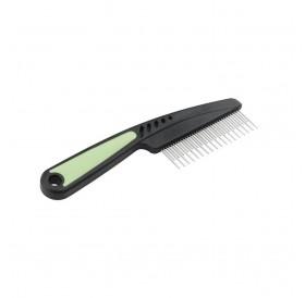Ferplast GRO 5794 Cat Comb with Chrome Teeth /двуредов метален гребен/