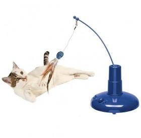 Ferplast Electronic Cat Toy Raptor /електронна механична играчка за коте/-Ø48x34,5см