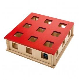Ferplast Magic Box /играчка за коте/-27x27x8,5см