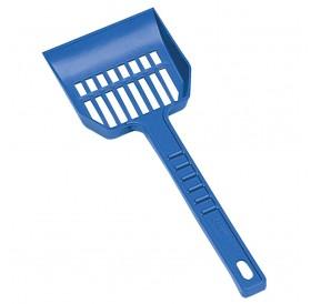 Ferplast FPI 5354 Hygienic Scoop /пластмасова лопатка (с борд) за почистване на котешка тоалетна/-10,4х27,9см