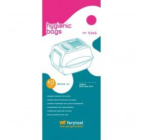 Ferplast FPI 5365 /торбички за котешки тоалетни Genica/Bella/-10бр