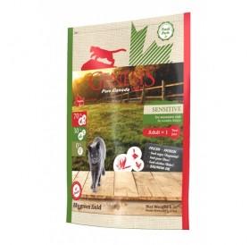 Genesis Pure Canada - My green field Sensitive /храна за израснали котки с чувствителна храносмилателна система/-340гр