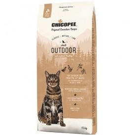Chicopee Classic Nature Line Adult Outdoor /храна за израснали котки живеещи и на открито/-1,5кг