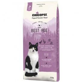 Chicopee Classic Nature Line Adult Senior /храна за възрастни котки над 8 год. или с наднормено тегло/-1,5кг