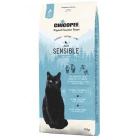 Chicopee Classic Nature Line Adult Sensetive /храна за израснали котки с чувствителна храносмилателна система/-1,5кг
