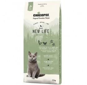 Chicopee Classic Nature Line Kitten /храна за подрастващи котенца бременни и кърмещи котки/-1,5кг