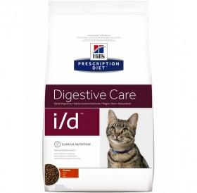 Hill's Prescription Diet™ i/d™ Feline /Диета За Котки При Лечение На Остри Стомашно-Чревни Разстройства/-400гр