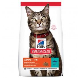 Hill's Science Plan™ Adult Tuna /Храна За Израснали Котки С Месо От Риба Тон/-300гр