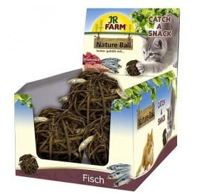 JR Farm Nature Ball Fisch /върбова топка лакомство с риба/-1бр