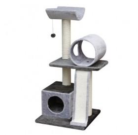 Nobby Cat-scratcher KANO /драскалка с катерушка и къща/-50x50x105см