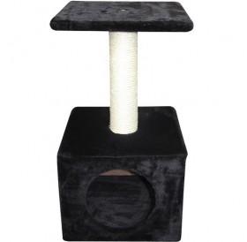 Nobby Cat-scratcher Classic COMO /драскалка с катерушка и къща/-30x30x57см