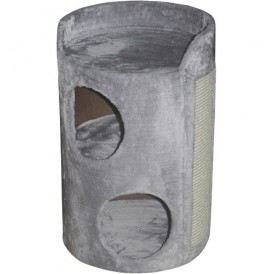 Nobby Cat-Scratcher Classic GRADO /Драскалка С Катерушка И Къща/-Ø37x56см