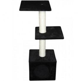 Nobby Cat-scratcher Classic COSTA /драскалка с катерушка и къща/-30x30x57см