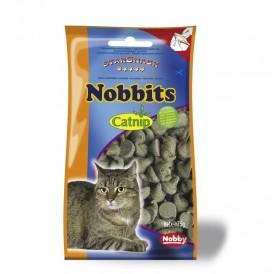 Nobby Nobbits Catnip /Лакомства За Котки Бонбонки с Котешка Трева/-75гр