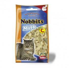 Nobby Nobbits Milk /Лакомства За Котки Млечни Бонбонки/-75гр