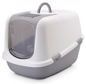 Nobby Nestor Jumbo /закрита котешка тоалетна с филтър/-66,5x48,5x46,5cм