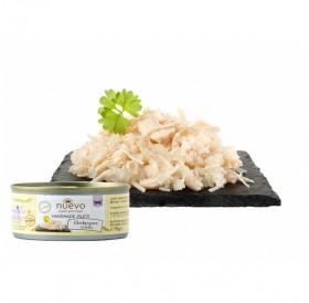 Nuevo Handmade Filets Chicken Pure In Jelly /Храна За Котки С Пилешки Филенца В Желе/-70гр