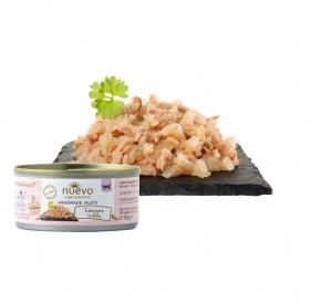 Nuevo Handmade Filets Tuna Pure In Jelly /Храна За Котки С Филенца От Риба Тон В Желе/-70гр