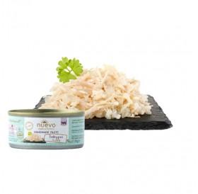 Nuevo Handmade Filets Turkey Pure In Jelly /Храна За Котки С Пуешки Филенца В Желе/-70гр
