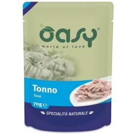 Oasy Natural Specialties Tuna /Храна За Котки С Месо От Риба Тон/-70гр