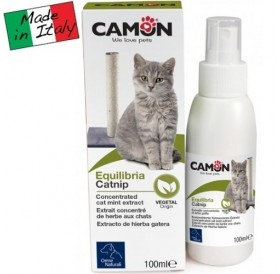 Orme Naturali Catnip /привличащ спрей за котки/-100мл