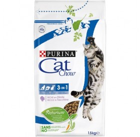 Cat Chow Special Care 3in1 /храна за израснали котки три грижи в една храна/-1,5кг