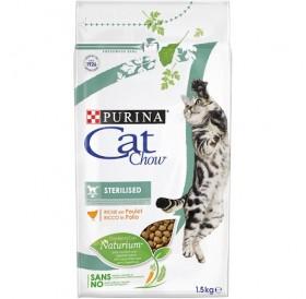 Purina® Cat Chow® Special Care Sterilised /храна за израснали котки след кастрация/-1,5кг