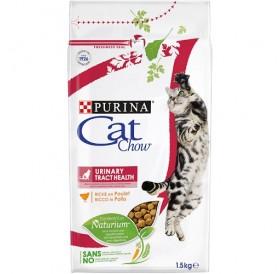 Purina® Cat Chow® Special Care Urinary Tract Health /храна за израснали котки поддържаща здрав уринарен тракт/-1,5кг