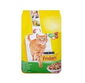 Purina® Friskies® Adult Rabbit /храна за израснали котки с месо от заек и зеленчуци/-10кг