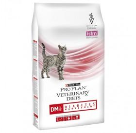 Pro Plan Veterinary Diets DM Diabetes Management St/Ox /Диета За Израснали Котки Подпомагаща Лечението На Захарен Диабет/-1,5кг