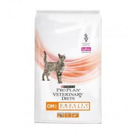 Pro Plan Veterinary Diets OM Obesity Management /Диета За Израснали Котки С Наднормено Тегло/-1,5кг