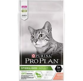 Pro Plan Cat Sterilised Adult Salmon /храна за израснали кастрирани котки със сьомга и ориз/-400гр