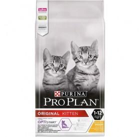 Purina® Pro Plan® Original Kitten /храна за подрастващи котенца и за бременни и кърмещи котки с пилешко месо и ориз/-10кг