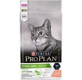 Purina® Pro Plan® Sterilised Adult Salmon /храна за израснали кастрирани котки със сьомга и ориз/-1,5кг