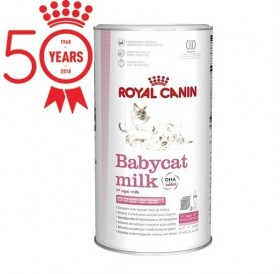 Royal Canin® Babycat Milk /адаптирано мляко за новородени котенца/-300гр