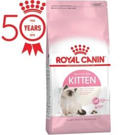 Royal Canin Kitten /храна за подрастващи котенца над 4м/-400гр