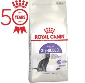 Royal Canin Sterilised 37 /храна за израснали кастрирани котки/-400гр