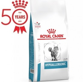 Royal Canin® Hypoallergenic Cat /храна за котки проявяващи алергии/-500гр