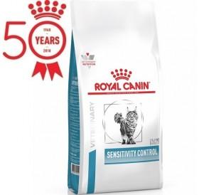 Royal Canin® Sensitivity Control Cat /храна за котки при отрицателна реакция към храна/-400гр